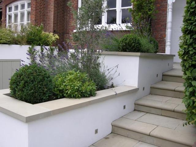 Jardineras en escala fundaci ilersis - Jardineras en escalera ...