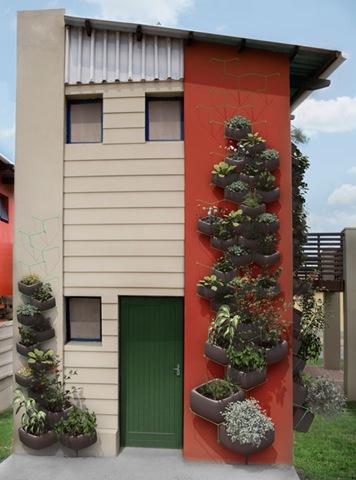 Jard n vertical modular fundaci ilersis for Modulo jardin vertical