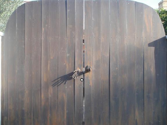 Puertas para jard n fundaci ilersis for Puertas de jardin baratas