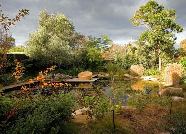 diseño de un jardín romántico | fundación ilersis