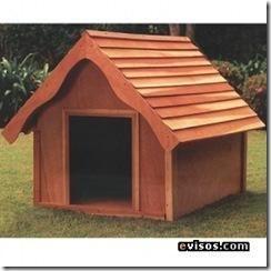 Casas para perros en el jard n fundaci ilersis - Jardin para perros ...