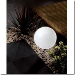 Luces ecol gicas para jard n fundaci ilersis - Lamparas solares para jardin ...