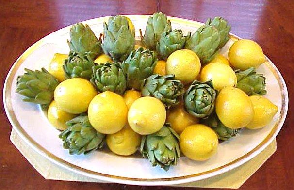 Frutas y flores centro de mesa para un d a especial - Centros de mesa con limones ...