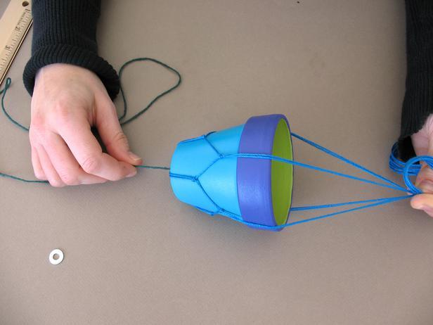 Campana de viento para jard n con macetas fundaci ilersis - Redes para colgar altavoces ...