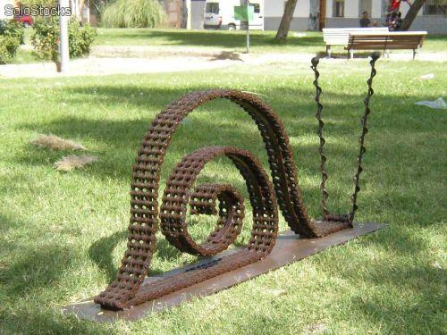 Uso alternativo nuestras viejas herramientas de trabajo - Material para jardin ...
