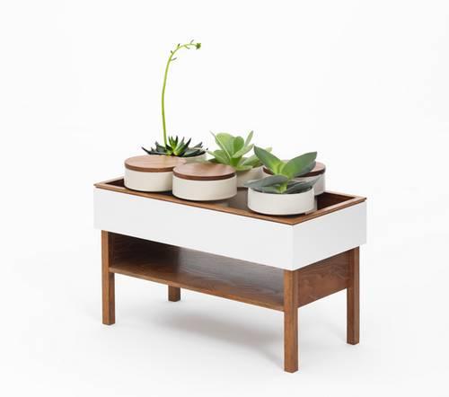 Muebles y macetas jard ndecora jardiner a flores y plantas for Auxiliar jardineria