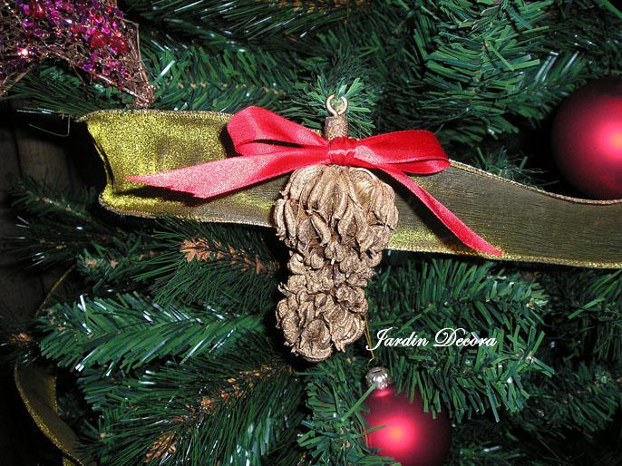 Adornos de Navidad caseros Fundaci Ilersis