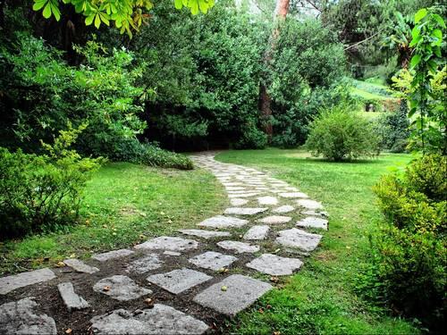 las l neas curvas en el dise o de jardines fundaci ilersis