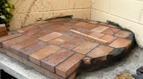Construir un horno de le a fundaci ilersis for Hacer piscina de obra paso a paso