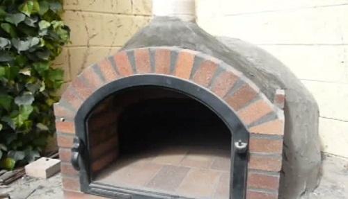 Construir un horno de le a fundaci ilersis - Medidas hornos de lena ...