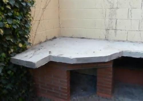 Construir un horno de le a fundaci ilersis - Como construir una chimenea paso a paso ...