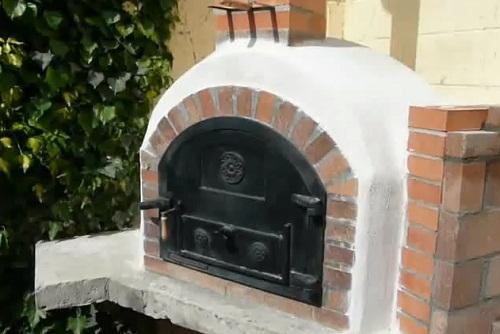 Construir un horno de le a fundaci ilersis for Horno de lena con hornilla
