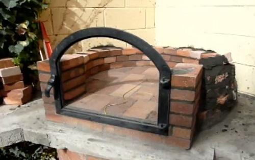 Construir un horno de le a fundaci ilersis - Fotos de hornos de lena ...