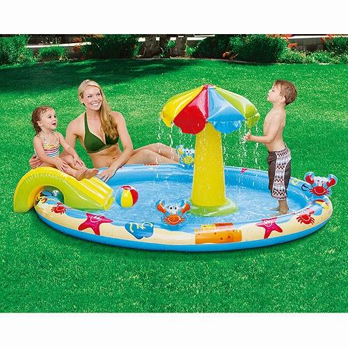 Consejos para comprar una piscina desmontable for Piscinas para ninos pequenos