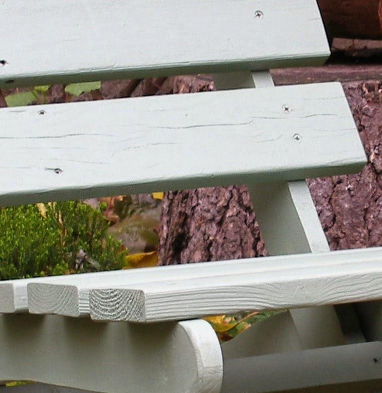 Muebles para exterior en madera jardindecora flores y - Muebles exterior madera ...