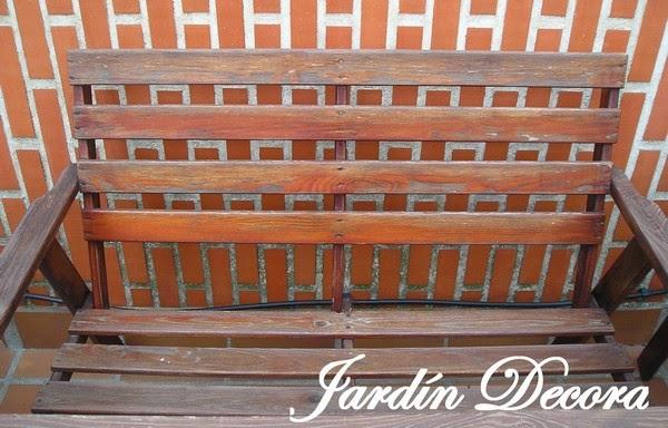 Tratamiento para la madera en el jard n fundaci ilersis - Tratamiento de la madera ...