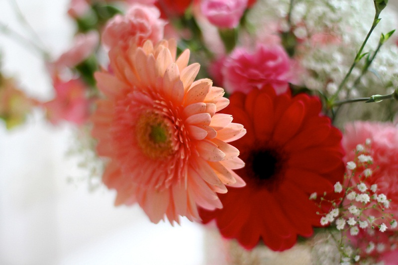 Pautas para hacer un ramo de flores como un florista - Como hacer ramos de flores ...
