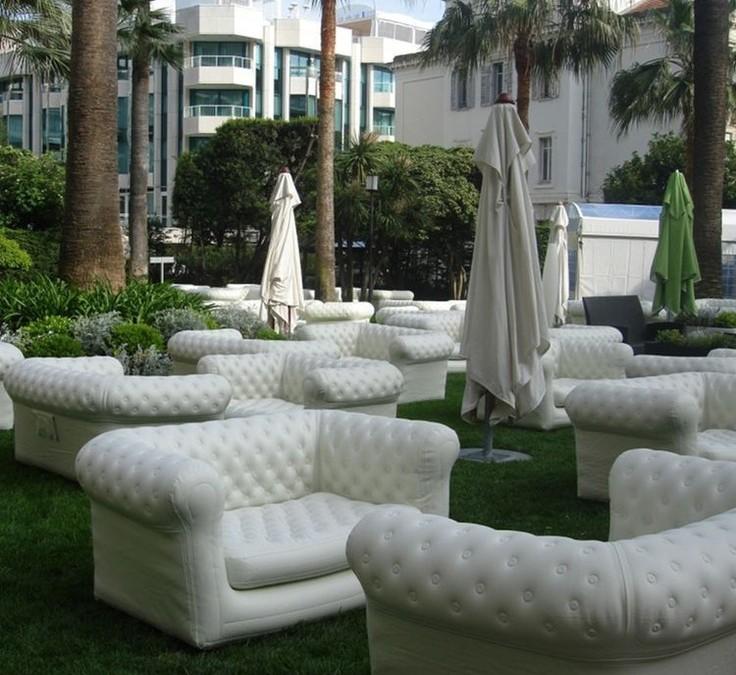 Muebles hinchables para el jard n fundaci ilersis for Muebles el jardin
