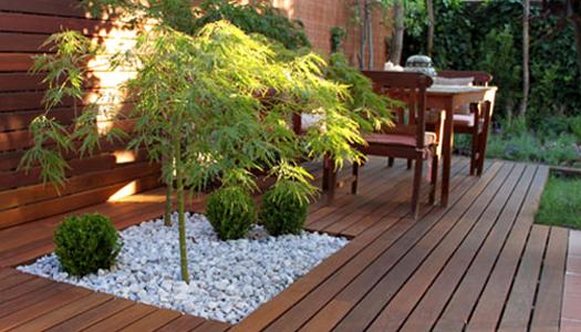 Acolchado para el jard n fundaci ilersis - Suelos para jardines pequenos ...