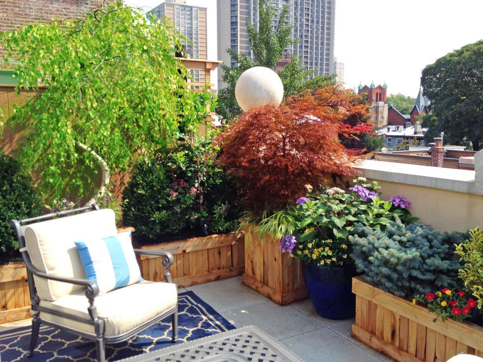 Ideas para usar macetas fundaci ilersis - Nebulizadores para terrazas baratos ...