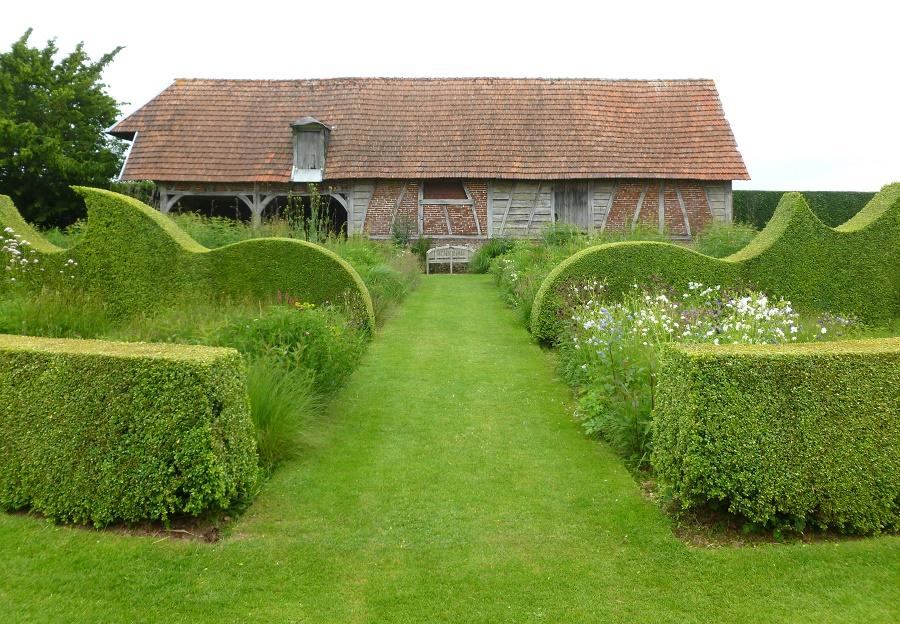 Setos para delimitar zonas del jard n fundaci ilersis - Setos de jardin ...