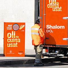 CET Recollida olis