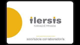 Tageta soci Ilersis - ILERSIS Fundació Privada