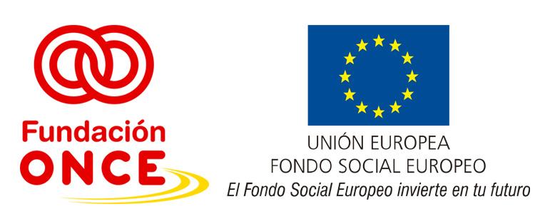 Proyecto Fundación ONCE y Fondo Social Europeo