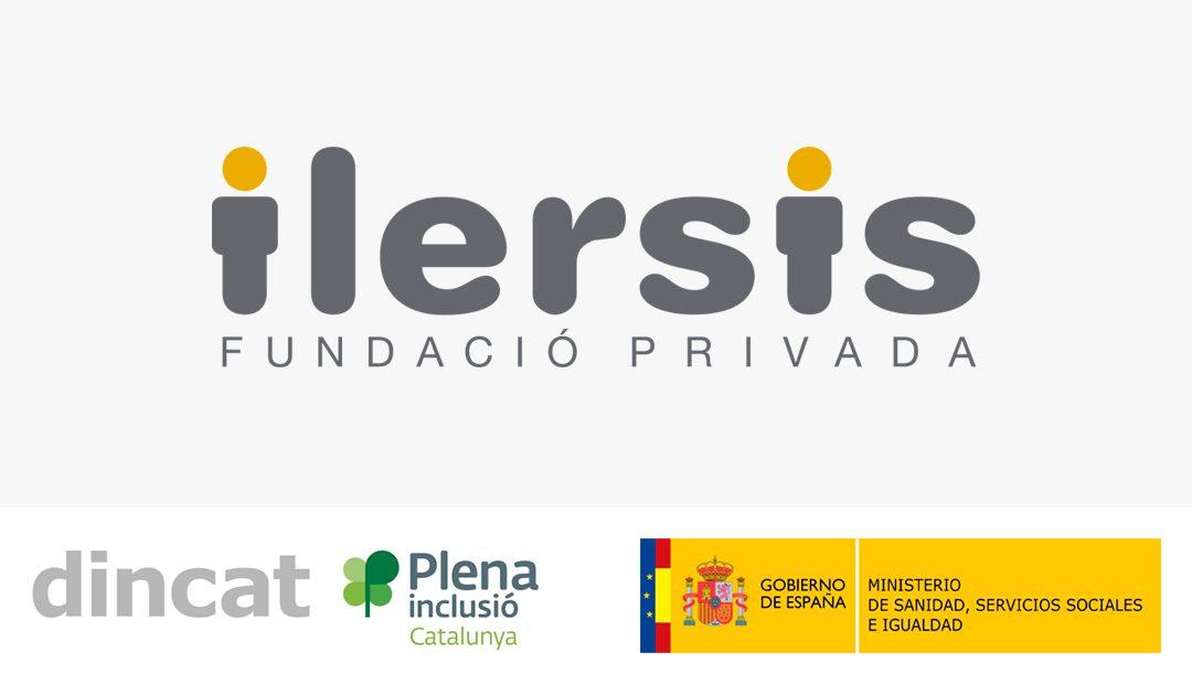 La Fundació ILERSIS programa una xerrada per conèixer les diferents prestacions vinculades a la discapacitat
