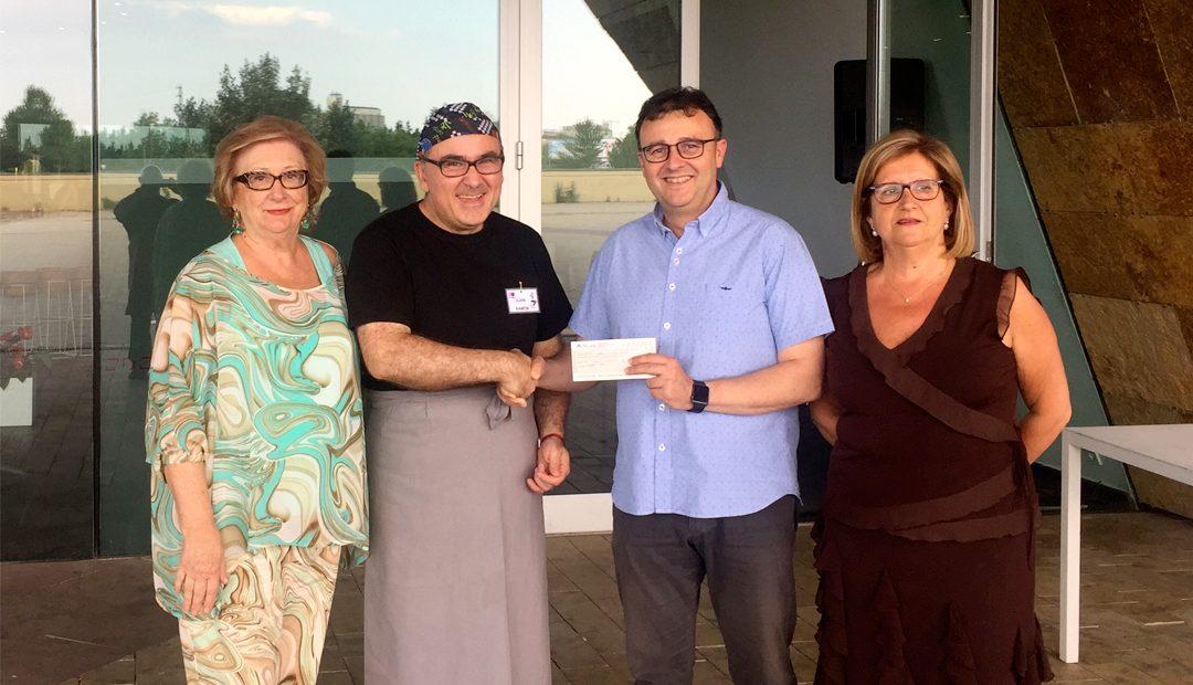 Ascensors Sales reconeix la gran tasca realitzada per la Fundació privada ILERSIS