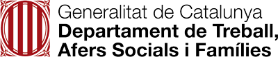 Departament de Treball, Afers Socials i Famílies. Generalitat de Catalunya