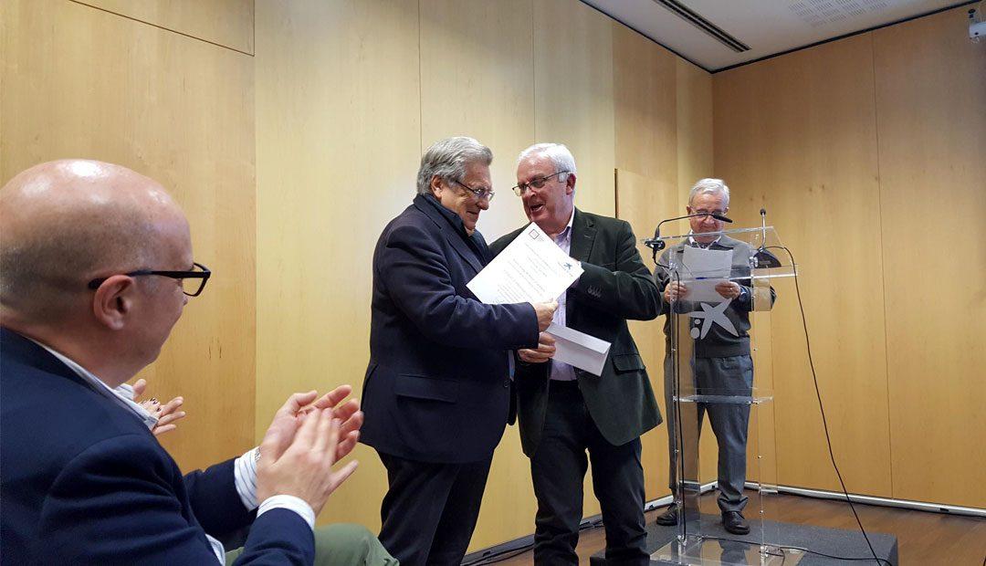 ILERSIS Fundació Privada rep el Premi Josep M. Piñol 2018 a la Innovació