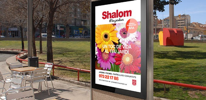 Shalom, el teu jardiner