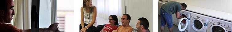 Viviendas tuteladas - Pisos compartidos ILERSIS