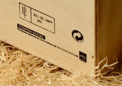 CEE Ilersis madera - Certificados calidad - ILERSIS