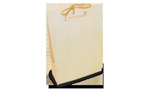 Bolsas de madera