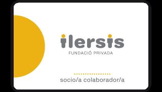 Tarjeta socio Ilersis - ILERSIS Fundació Privada