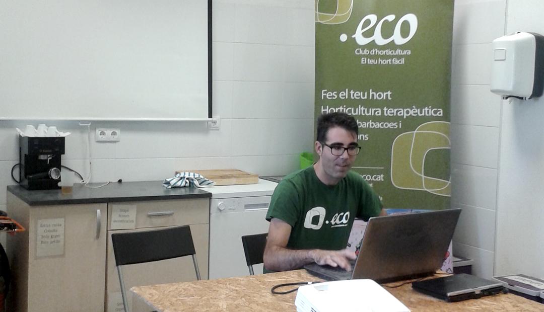 La Fundació ILERSIS rep una subvenció per continuar amb el projecte dels horts socials a Punt Eco