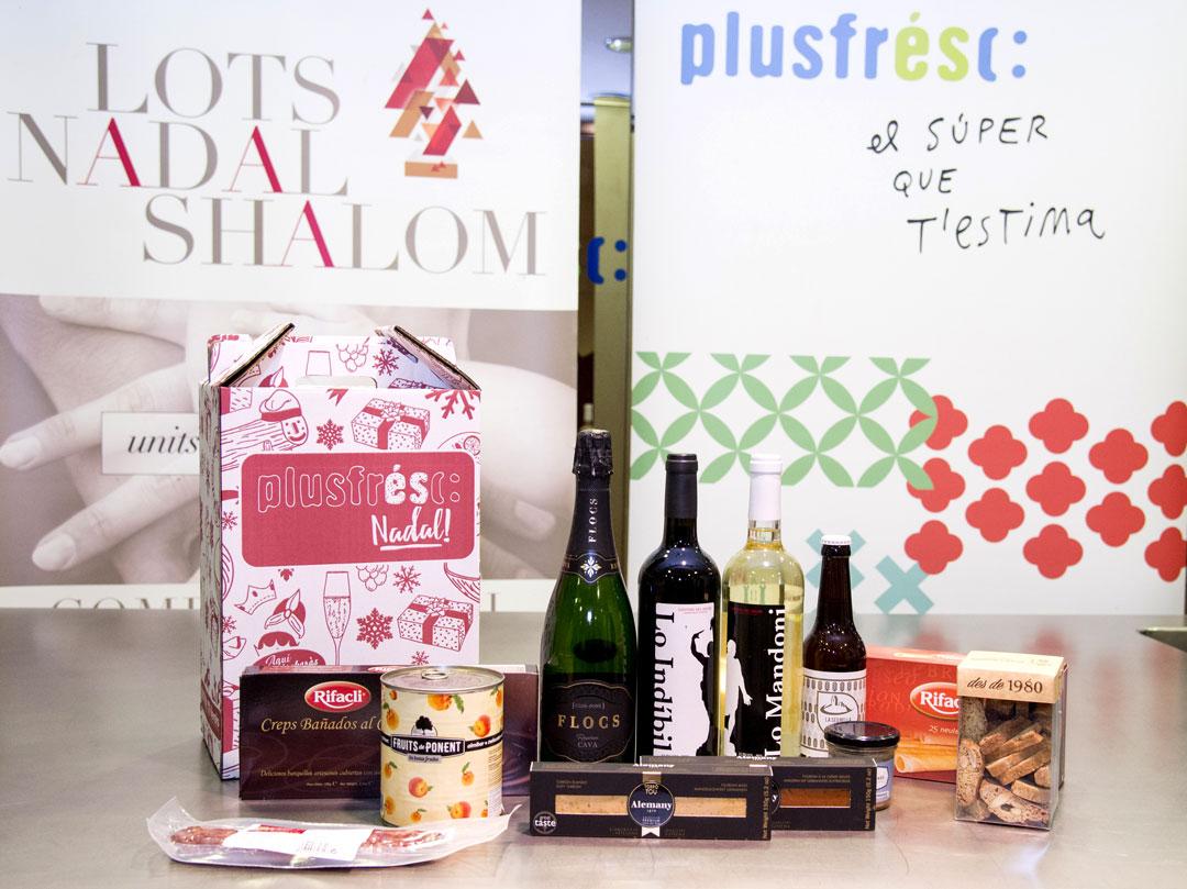 La Fundació ILERSIS se suma enguany a la campanya de Nadal de Plusfresc