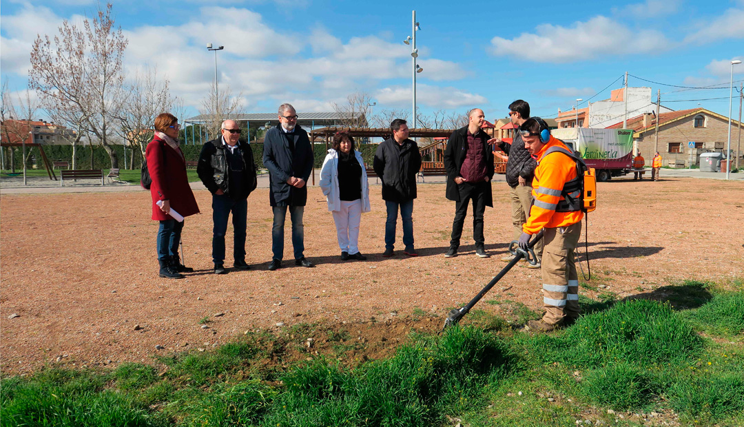 El mantenimento de la jardinería en Lleida, más sostenible y eficiente, gracias a ILERSIS Fundación