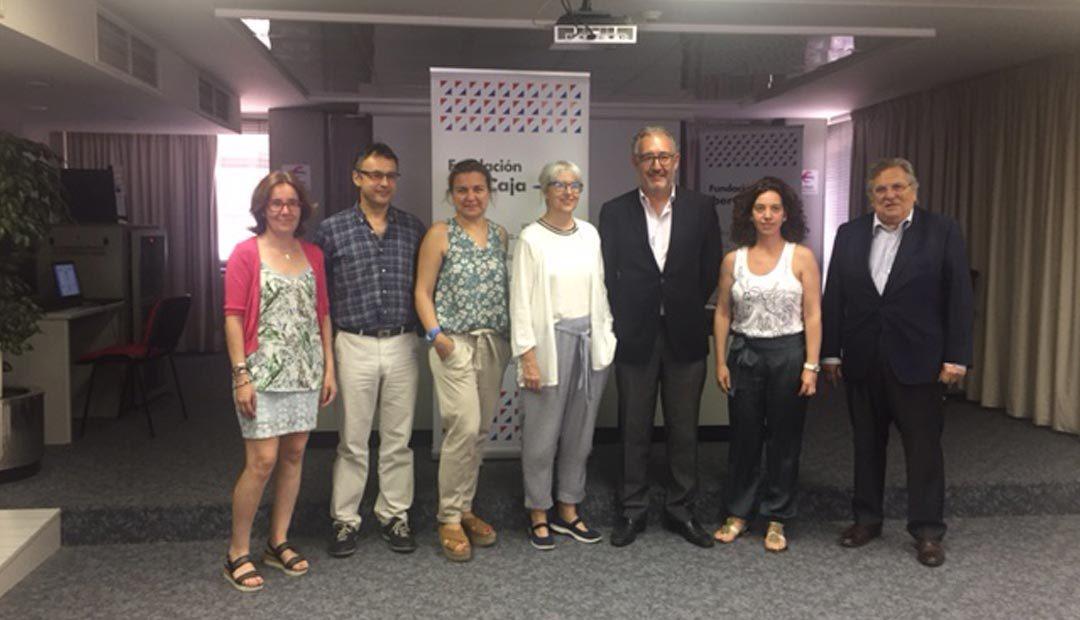 La Fundació Ibercaja subvenciona amb 1.500 euros el projecte d'ILERSIS 'Nova mirada a la Discapacitat'