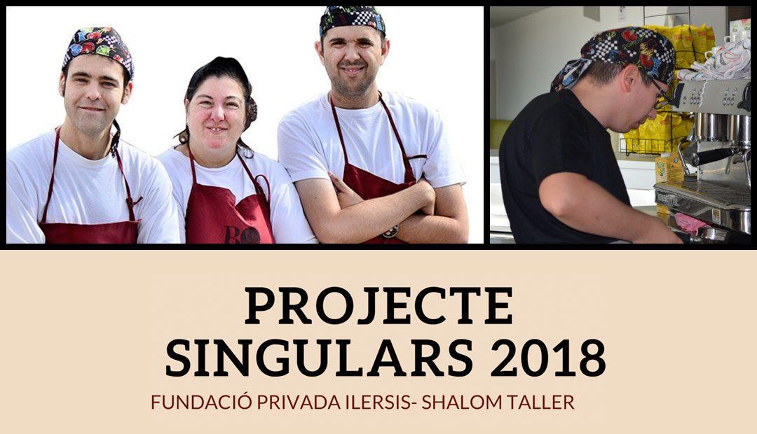 ILERSIS Fundació impulsa el Projecte Singulars 2018
