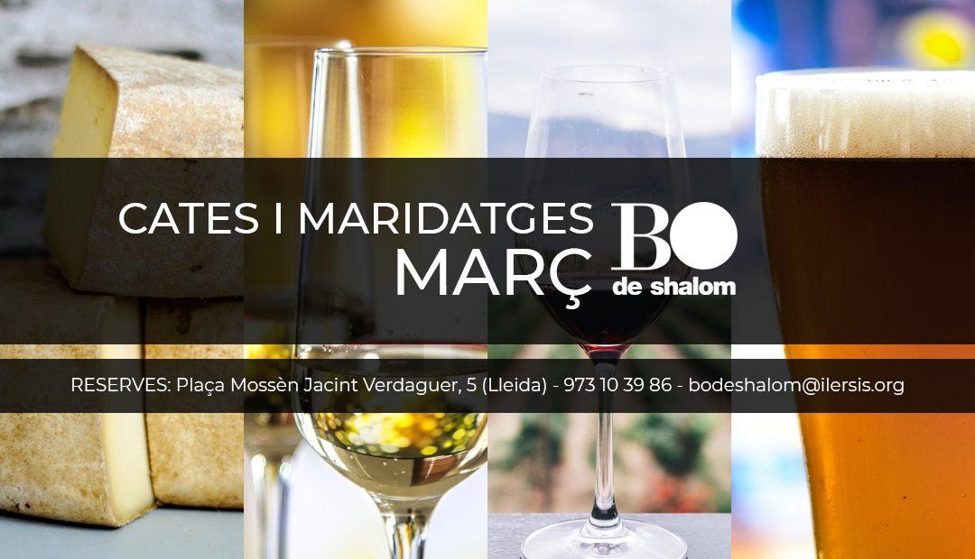 Cates i maridatges de BO de Shalom – Març 2019