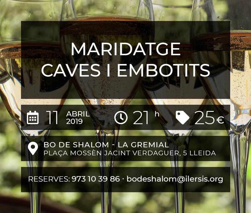 Maridatge Caves i Embotits