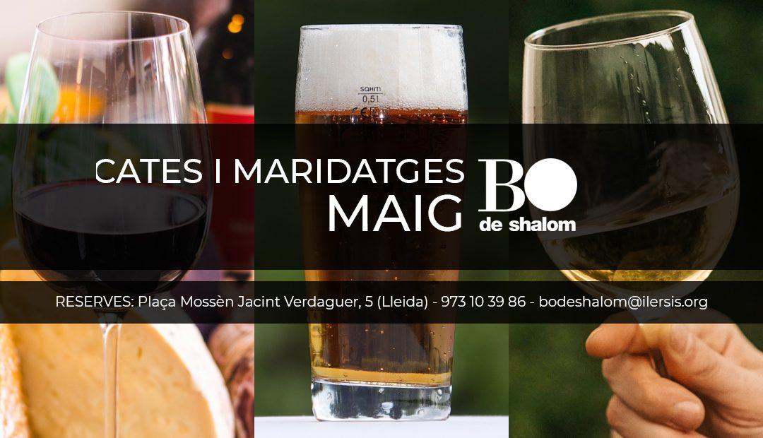Cates i maridatges de BO de Shalom – Maig 2019